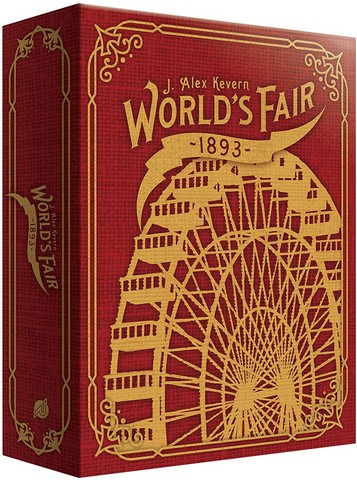 World's Fair 1893 - New Box
