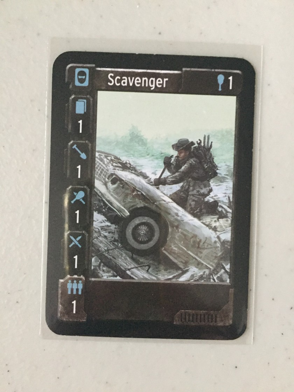 Arctic Scavengers - Scavenger