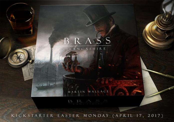 Brass Kickstarter