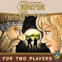 Caverna cave versus cave