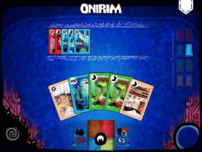 Onirim 2