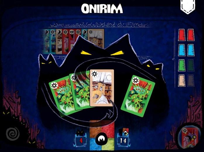 Onirim 3
