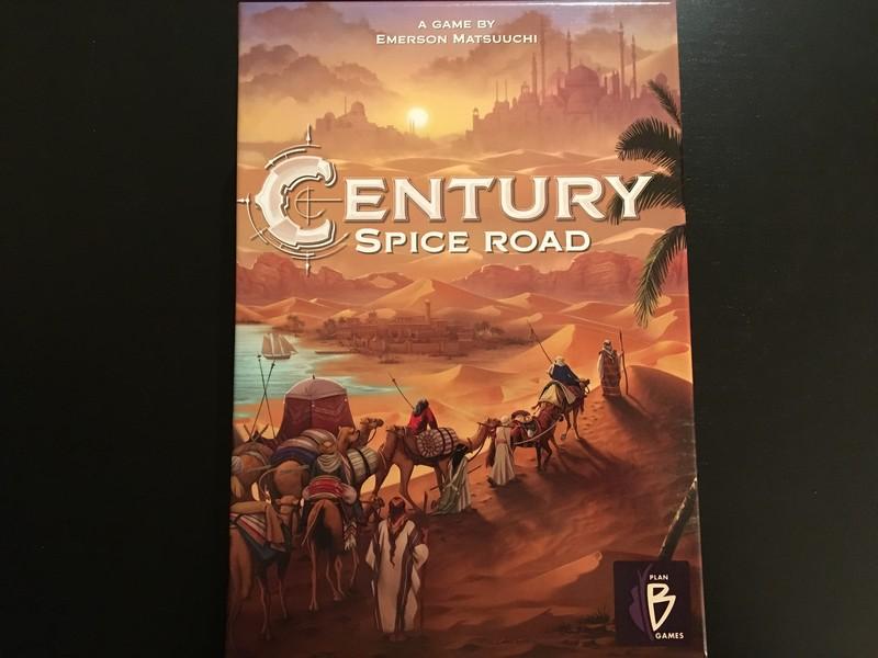 Century: Spice Road box