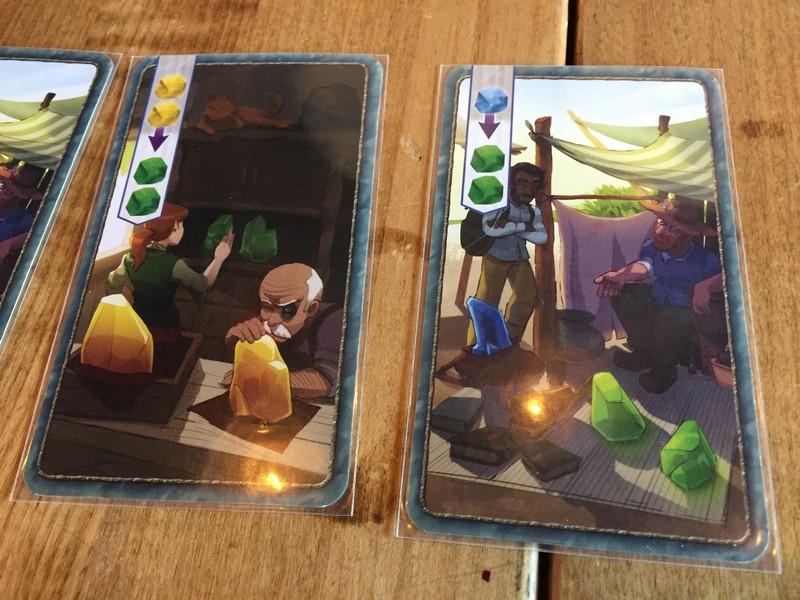Century - Golem cards