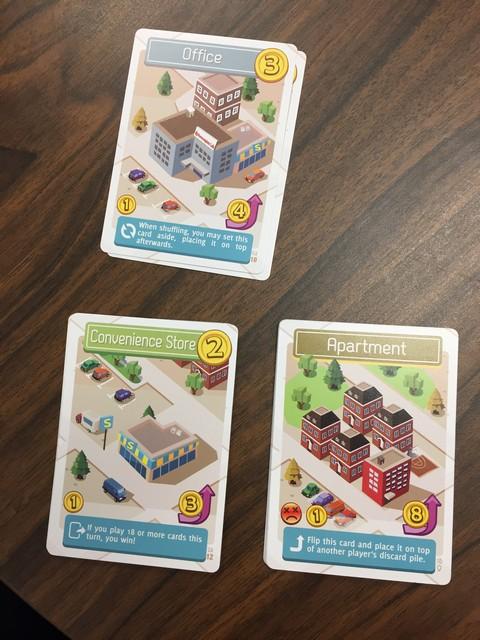 Flip City - Cards