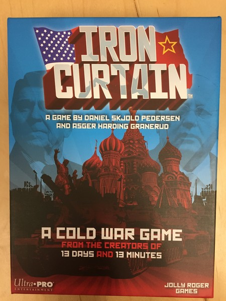 Iron Curtain Box