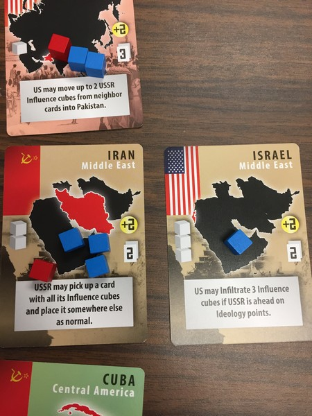 Iron Curtain cards