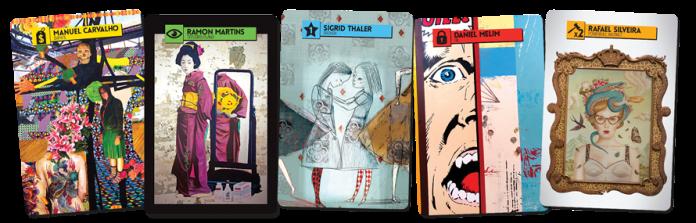 Modern Art - Cards