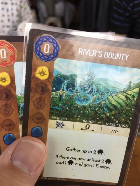 Spirit Island Cards