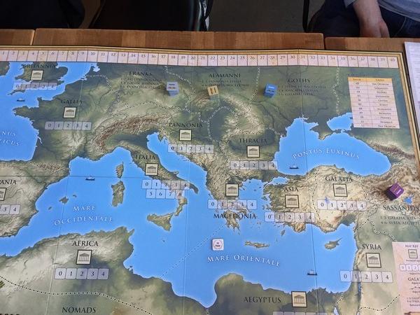 ToC - Map