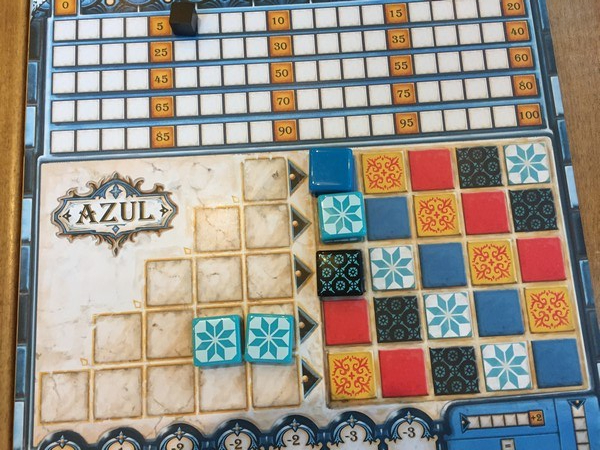 Azul - Board