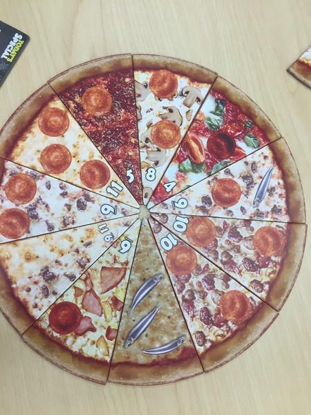 New York Slice - Pizza