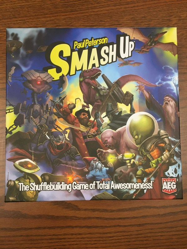 Smash Up Box