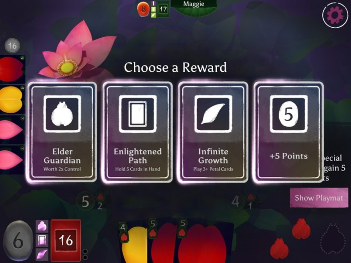 Lotus bonuses
