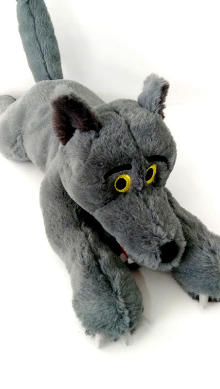 Werewolf plushie