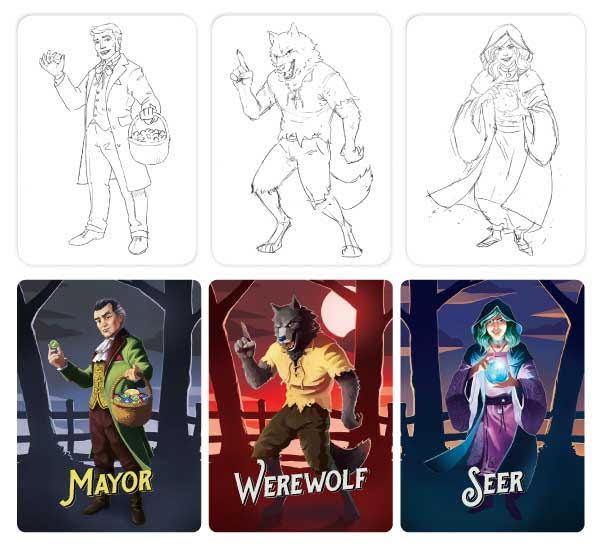 Werewords Deluxe artwork