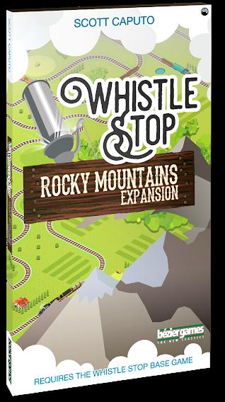 Whistle Stop Rocky Mountains box