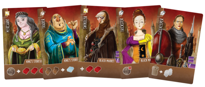 Archictes Cards