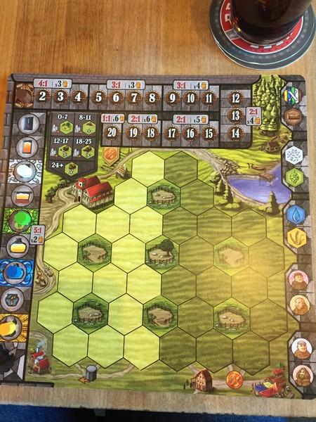 H&A Player Board