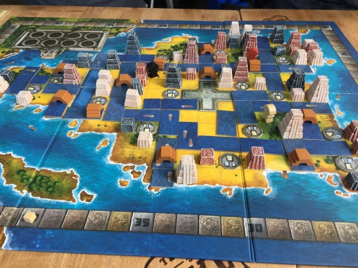 Mexica complete side