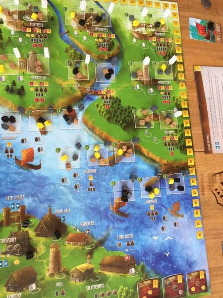 Raiders map