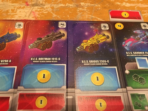 Space Base - 4 and 5