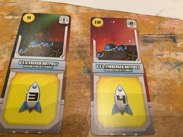 Space Base - VP ships