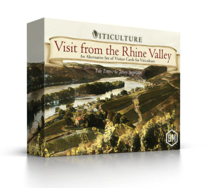Viticulture - Rhine Valley
