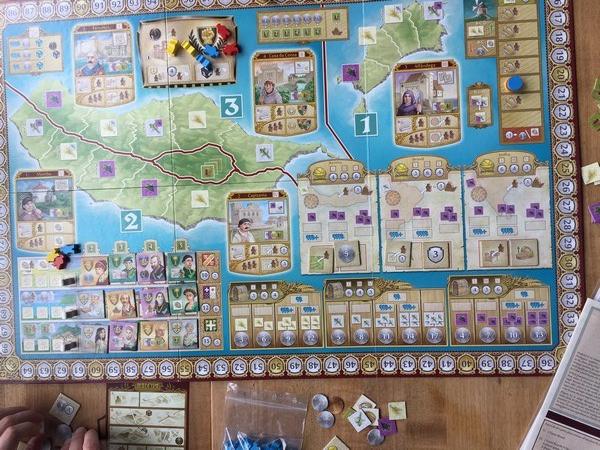 Madeira board
