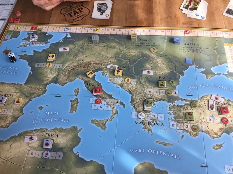 ToC map