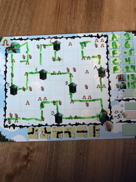 Kokoro - Map