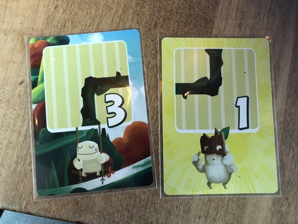 Kokoro - path cards