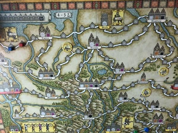 Hansa Map 2
