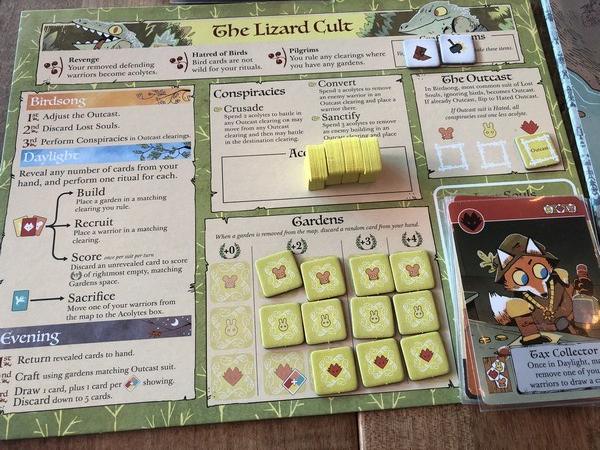 Root - Lizard Cult