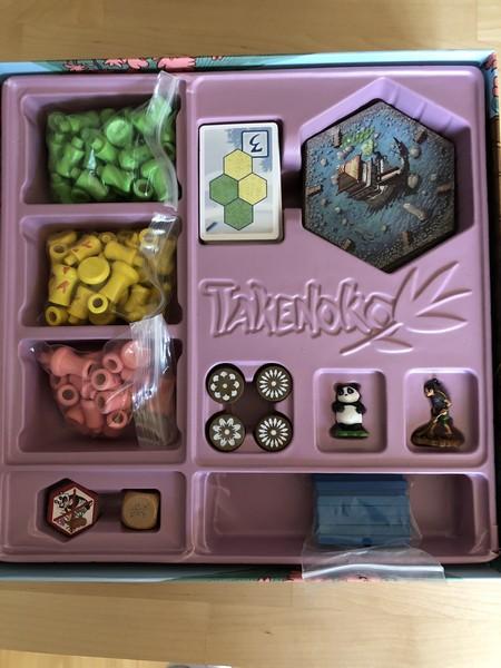 Takenoko - Insert