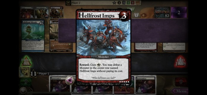 Ascension - Hellfrost Imps