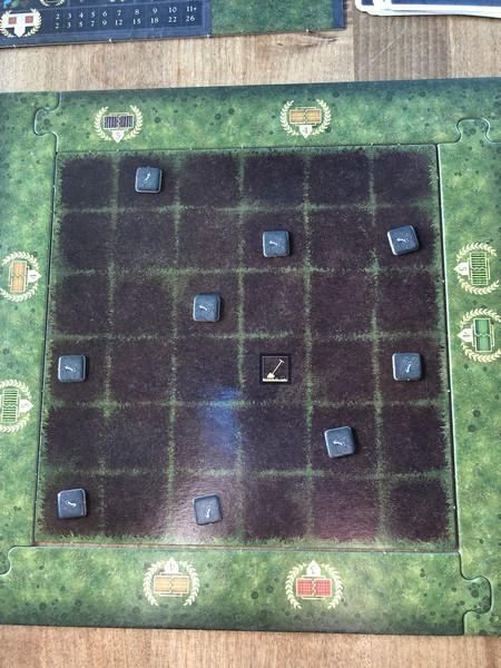 Carpe Diem - Player board