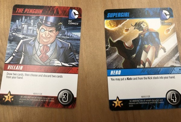 DC - Regular Cards