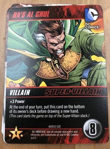 DC - Supervillains