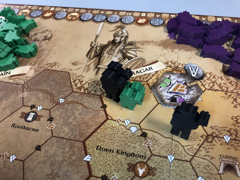 Dwarves - Perished Land