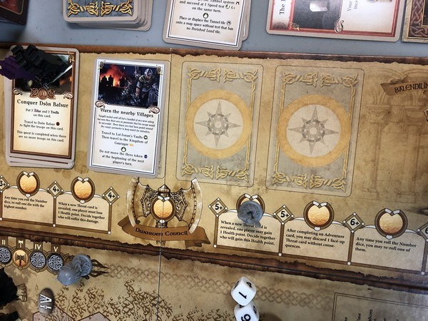 Dwarves - Quests