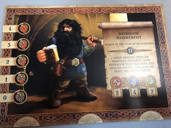 Dwarves - Role card