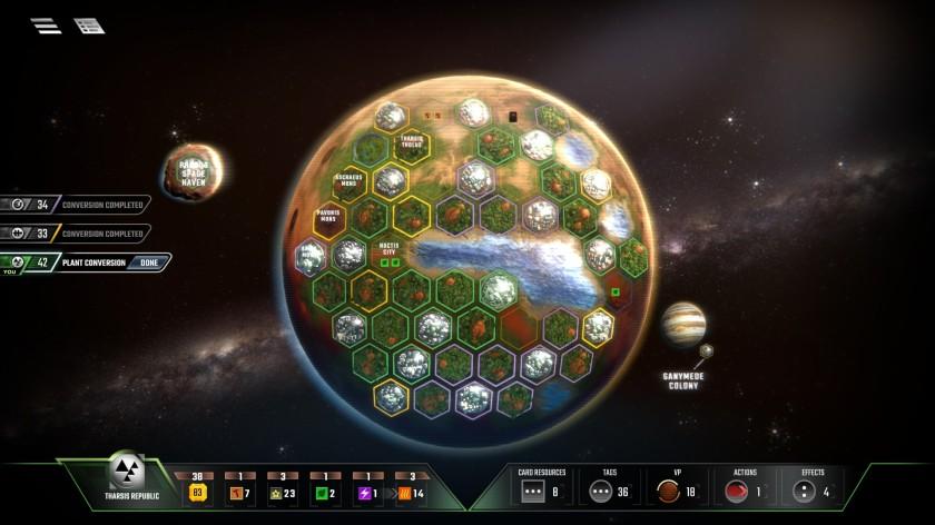 TFM - Final map