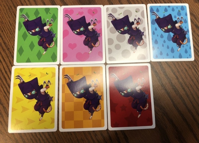 Kitten Klash - Colours
