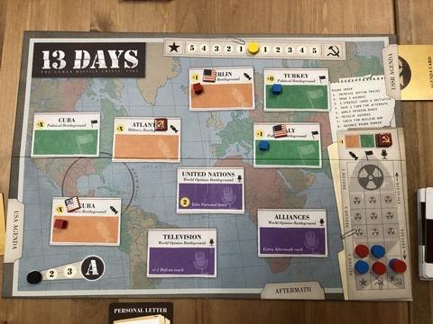 13 Days - Board