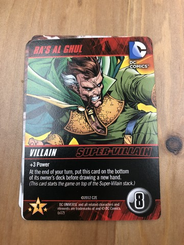 DC Comics - Supervillain