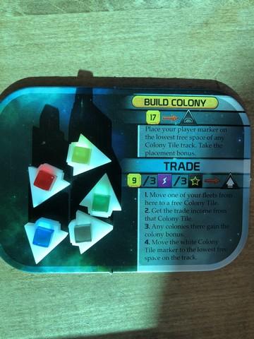 TM Colonies - Colony fleets