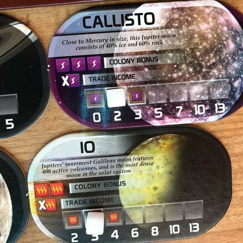 TM Colonies - Io Callisto