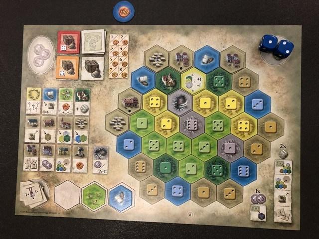 cob - player board