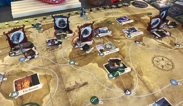 eldritch horro - map